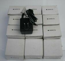 13 x 12V 150mA Mains AC-DC Adaptor Power Supply.Plug Type I. For Australia ETC