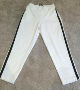 Pantalones De Mujer Negro Zara Compra Online En Ebay