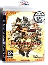 Battle Fantasia PS3 Playstation Nuevo Precintado Retro Sealed New PAL/SPA
