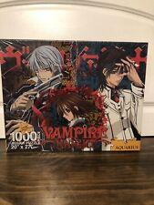 Vampire Knight Manga Anime 1000 pc. Jigsaw Puzzle Aquarius Matsuri Hino 20x27