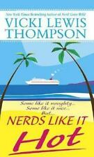 Nerds Like It Hot by Vicki Lewis Thompson-Paperback-YY 127