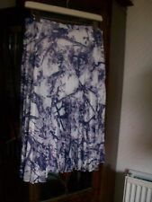 Fully Lined Multi Pleated Skirt, Size 14, Marks & Spencer, BNWT  £35.00
