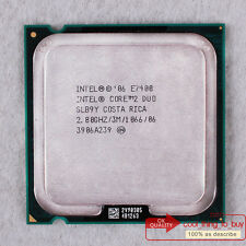 Intel Core 2 Duo E7400 CPU (AT80571PH0723M) SLB9Y 2.8/3M/1066 Free ship