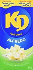 KD Kraft Alfredo Macaroni And Cheese, 175g/6.2oz. (Imported from Canada)
