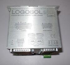 Logosol 4 axis motion controller LS-412