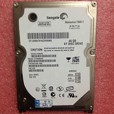 Seagate 40gb 40 Go 7200rpm 2,5 pouces IDE HDD disque dur st940825a for Notebook