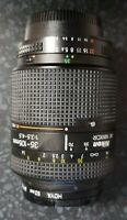 Nikon AF Nikkor 35-105mm 1:3.5-3.5 with Hoya skylight filter 1B Camera Lens