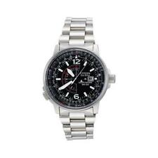 Citizen BJ7000-52E Eco-Drive Nighthawk Stainless Steel