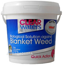 More details for nishikoi clear waters 1l quick action treatment blanketweed fish pond koi