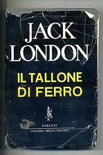 Jack London # IL TALLONE DI FERRO # Parenti 1955