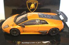 Lamborghini Murcielago LP 670 SV superveloceorange 1:43 Hot Wheels Elite  T6935