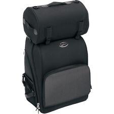 Saddlemen S2600 Deluxe Sissy Bar Bag Luggage Rack Bag - Harley / Metric