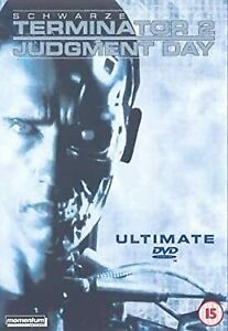 Terminator 2: Judgment Day (Two Disc Ultimate Edition) [DVD] [1991], , Used; Goo