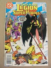 Tales of the Legion of Super Heroes #322 Canadian Newsstand $0.75 Price Variant