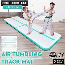 3m Air Track Floor Tumbling Inflatable Gym Mat Gymnastic AirTrack Gym Mats