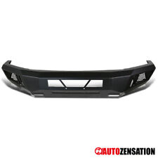 For 2009-2014 Ford F150 Black Front Bumper Steel Guard Replacement  Pickup Truck