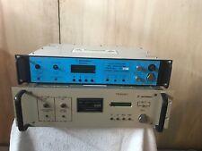 Motorola CM 200 UHF Receiver and Motorola CM-200 UHF Transmitter