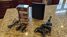 Sony Playstation 3 Super Slim 500Gb Console w/ Controller with 18 games Bundle