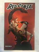 Red Sonja #13 1:30 Jae Lee Virgin Variant VF+ Condition Rare HTF