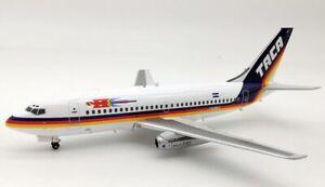 Inflight 200 IF732TA0719 1/200 Taca Boeing 737-200 Reg: YS-08C con Supporto