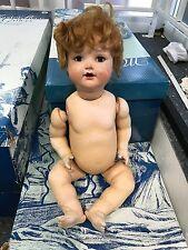 Alte Puppe 54 cm. Sehr Alt. Zustand ( Siehe Fotos )