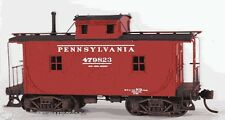 PENNSYLVANIA RR BOBBER CABOOSE KIT 516 , GREAT DETAILS