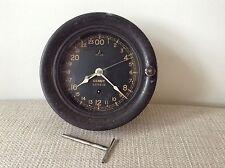 Seth Thomas U.S Navy Ships Clock WW2 Rare Collectable Antique