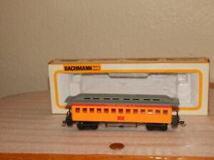 Bachmann HO Scale Union Pacific #7 Old Time 47' Truss Rod Passenger Car Coach