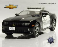 Chevrolet Camaro SS Haltom City Police 2010 Year 1/43 Scale Diecast Model Car