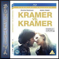 KRAMER VS KRAMER - Dustin Hoffman & Meryl Streep*BRAND NEW BLU-RAY REGION FREE*