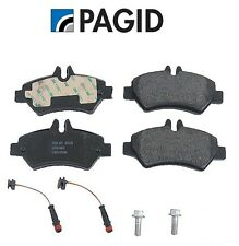 For Freightliner Mercedes Sprinter 2500 3500 Rear Disc Brake Pads Set Pagid
