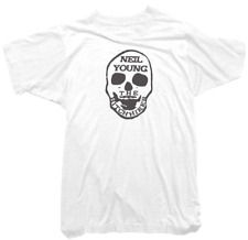 Neil Young Official T-Shirt - Neil Young The Hitchhiker Tee - Mens