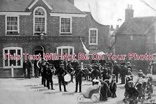 BK 184 - Club May Day At Swan Hotel, Appledore, Kent c1909 - 6x4 Photo