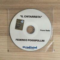 Federico Poggipollini - Il Chitarrista - CD Single PROMO - Ligabue