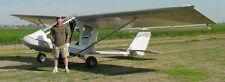 Experimental 2 place ultralight'esgue airplane- project put it together and fly!