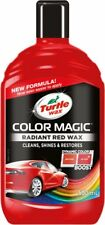 Turtle Wax Red color polish COLOR MAGIC & Scratche Chipstick 473ml