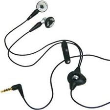 Genuine RIM HDW-14322-001 Stereo Headset 3.5mm para BlackBerry Motorola LG-Negro