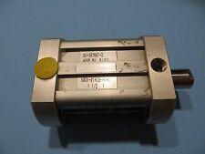 Numatics air cylinder 1 1/2'' bore 1 '' stroke X0CK-01A3B-ADA2