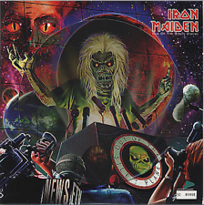 Iron Maiden – Out Of The Silent Planet Lp