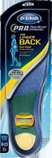 Dr Scholl's Pain Relief Orthotics Mens Lower Back  size USA 8 - 13 /UK 6 -11
