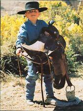 2005 Country Magazine: Boy on a California Ranch/Cowboy