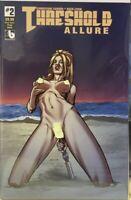 Threshold Allure #2 Beach Babes Praxi A**** Cover