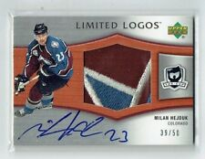05-06 UD The Cup Limited Logos  Milan Hejduk  /50  Auto  Patch