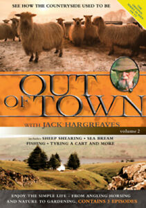 Out of Town - With Jack Hargreaves: Volume 2 DVD (2006) Jack Hargreaves cert E