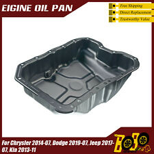 Steel Engine Oil Pan 264-361 for Caliber Compass Patriot Sebring Sonata Optima