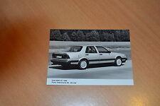 PHOTO DE PRESSE ( PRESS PHOTO ) Saab 9000 CD de 1988 SA081