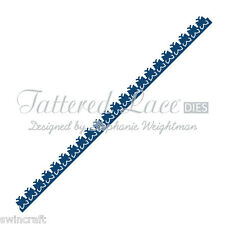 Tattered Lace Cutting Dies BUTTERFLY BORDER D811  Stephanie  REDUCED