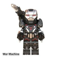 WAR MACHINE MARVEL MINIFIGURE FIGURE USA SELLER NEW IN PACKAGE