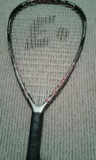 "E-Force Uproar Racquetball Racquet,22""Long String for More Power,Exc Cond."