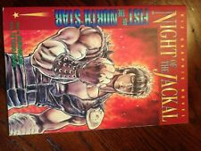 Fist of the north star Night Of The Jackel tpb